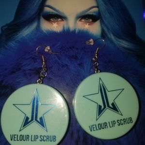 Jeffree Star Jewelry - One Of A Kind Jeffree Star Blue Blood Earrings